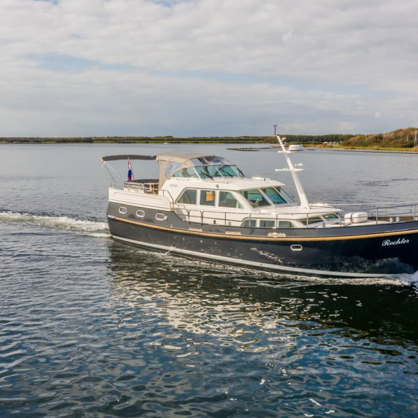 "Linssen Grand Sturdy 470 AC MKII ""Stabilizers"", Motorjacht for sale by JONKERS YACHTS B.V."