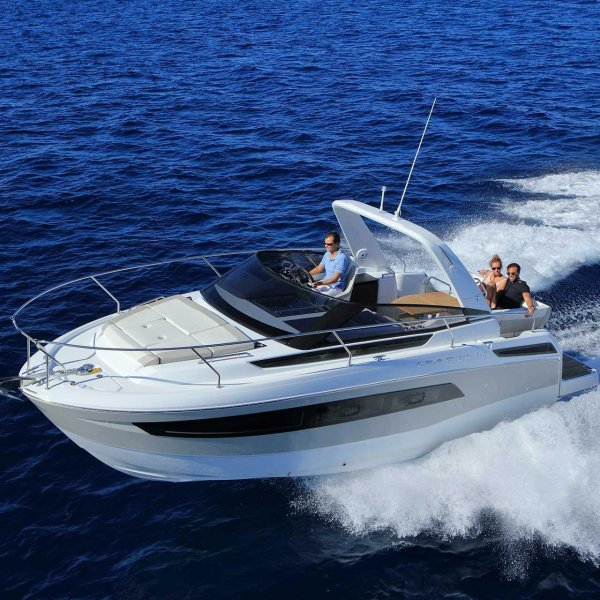Jeanneau Leader 30, Motorjacht for sale by JONKERS YACHTS B.V.