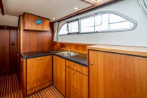 Linssen Range Cruiser 450 Sedan Variotop
