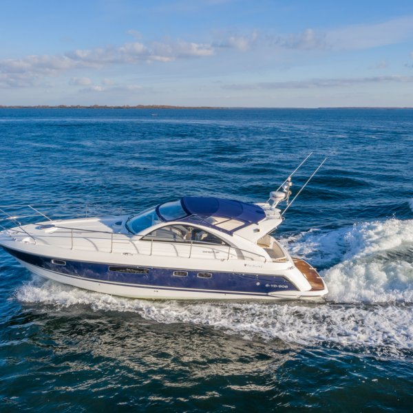 Fairline Targa 38 Open, Motorjacht for sale by JONKERS YACHTS B.V.