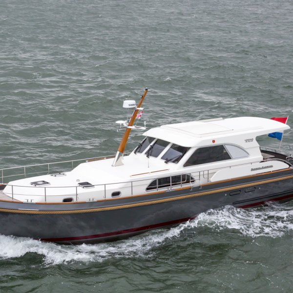 Linssen Range Cruiser 450 Sedan Wheelhouse L-Class, Motorjacht for sale by JONKERS YACHTS B.V.