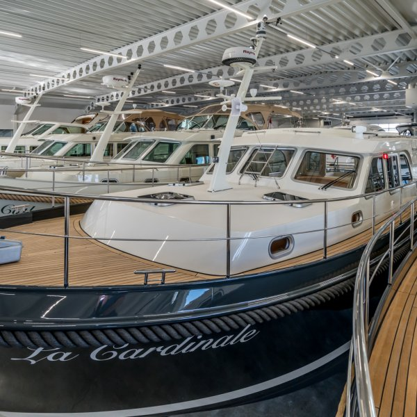 "Linssen Yachts Grand Sturdy 40.0 Sedan ""NEW - ON DISPLAY"" MODEL 2021, Motorjacht for sale by JONKERS YACHTS B.V."