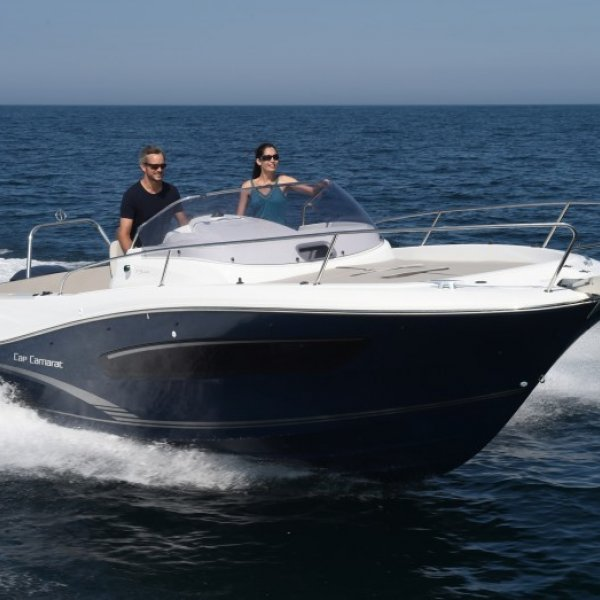 Jeanneau Cap Camarat 7.5 WA Serie 2, Speedboat and sport cruiser for sale by JONKERS YACHTS B.V.
