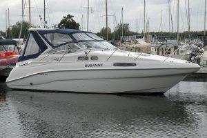 Sealine S28, Motorjacht Sealine S28 te koop bij Jachthaven Strand Horst