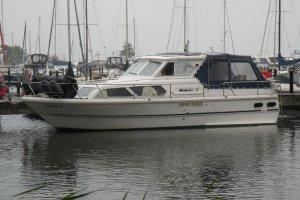 Nidelv 28 HT, Motorjacht Nidelv 28 HT te koop bij Jachthaven Strand Horst