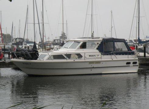 Nidelv 28 HT, Motorjacht for sale by Jachthaven Strand Horst