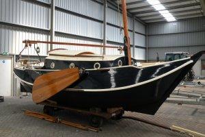 Kooijman En De Vries Grundel 665, Plat- en rondbodem, ex-beroeps zeilend Kooijman En De Vries Grundel 665 te koop bij Jachthaven Strand Horst