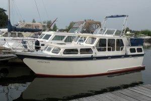 Proficiat 935 GSAK, Motorjacht Proficiat 935 GSAK te koop bij Jachthaven Strand Horst
