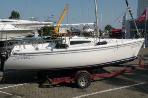 Sportina 682, Zeiljacht Sportina 682 te koop bij Jachthaven Strand Horst
