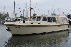Jetten Bully 1060, Motorjacht Jetten Bully 1060 te koop bij Jachthaven Strand Horst
