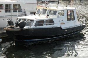 Motorzalmschouw 900 OK, Motorjacht Motorzalmschouw 900 OK te koop bij Jachthaven Strand Horst