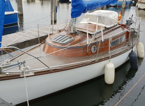 Biga 24, Segelyacht for sale by Jachthaven Strand Horst