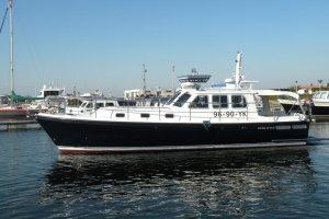 Evership 38 Patrol, Motorjacht Evership 38 Patrol te koop bij Jachthaven Strand Horst