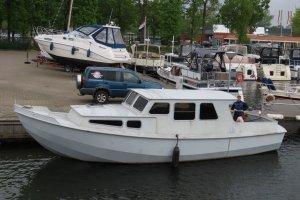 Casco Vlet 1050 OK, Motorjacht Casco Vlet 1050 OK te koop bij Jachthaven Strand Horst