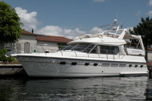 Atlantic 46, Motorjacht for sale by Jachthaven Strand Horst