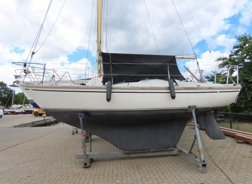 Hurley 700, Segelyacht for sale by Jachthaven Strand Horst
