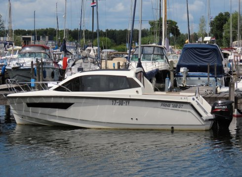 Prins 720 GT, Speed- en sportboten for sale by Jachthaven Strand Horst