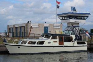 IJsselkruiser 1150 GSAK, Motorjacht IJsselkruiser 1150 GSAK te koop bij Jachthaven Strand Horst