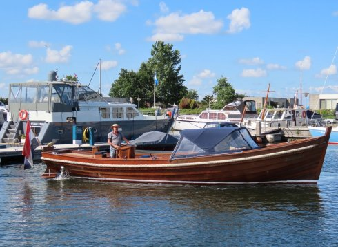 Flevosloep 900, Schlup for sale by Jachthaven Strand Horst