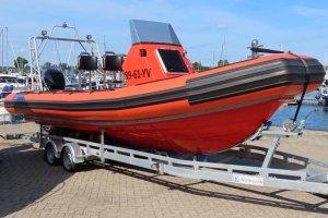 TP Marine 850 RIB, RIB en opblaasboot TP Marine 850 RIB te koop bij Jachthaven Strand Horst