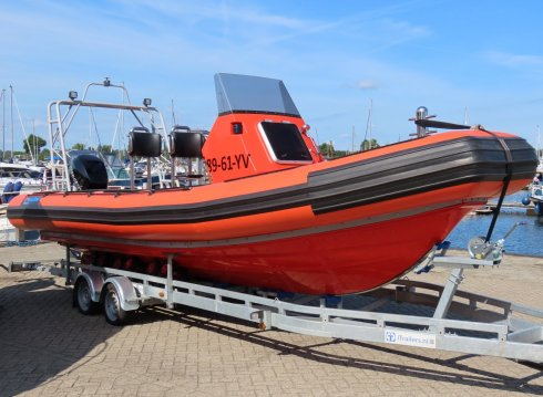 TP Marine 850 RIB, RIB en opblaasboot for sale by Jachthaven Strand Horst