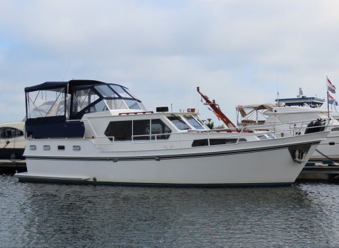 Markon 1150, Motorjacht for sale by Jachthaven Strand Horst