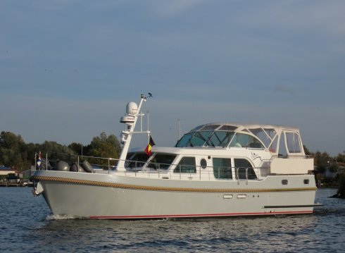 Linssen Grand Sturdy 45.9 AC Twin, Motorjacht for sale by Jachthaven Strand Horst