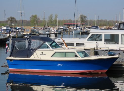 Confident 780 OK, Motoryacht for sale by Jachthaven Strand Horst
