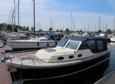 Maril 850 CLASSIC, Motoryacht for sale by Jachthaven Strand Horst
