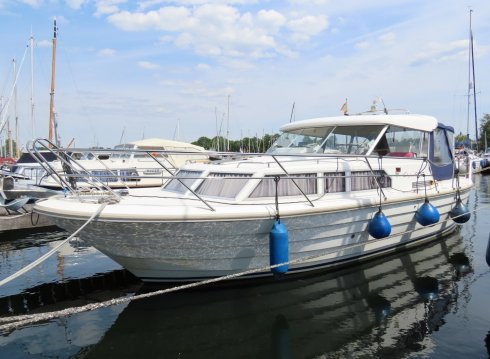 Agder 950 Ht, Motor Yacht for sale by Jachthaven Strand Horst