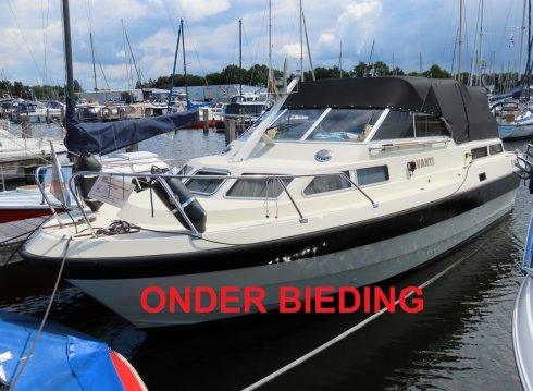 Wiking 28 AK, Motorjacht for sale by Jachthaven Strand Horst