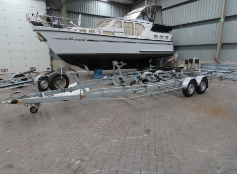 Kalf Tandemastrailer 3500, Speed- en sportboten for sale by Jachthaven Strand Horst