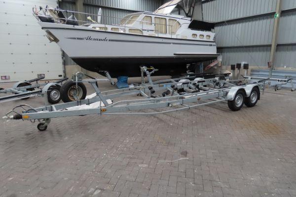 Kalf Tandemastrailer 3500, Speedboat und Cruiser for sale by Jachthaven Strand Horst