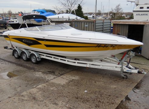 Campion Chase 910 Performance, Speed- en sportboten for sale by Jachthaven Strand Horst