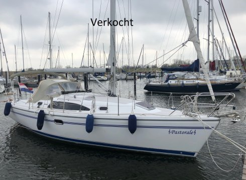 Catalina 309, Zeiljacht for sale by Jachthaven Strand Horst