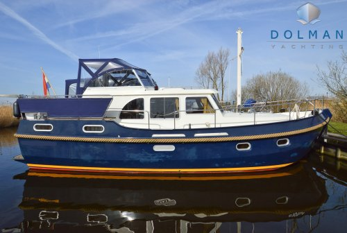Boarncruiser 35 Classic Line, Motorjacht  for sale by Dolman Yachting