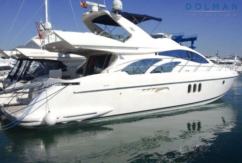 Azimut 55, Motoryacht  for sale by Dolman Yachting