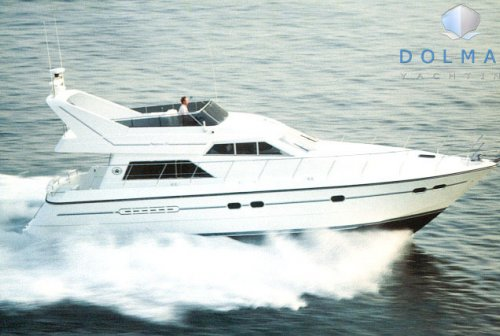 Neptunus 156, Motorjacht  for sale by Dolman Yachting