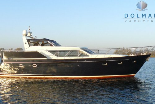Proliner 1500 - Vripack Design, Motoryacht  for sale by Dolman Yachting