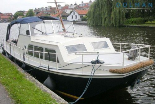 Doerak 9.50 OK, Motorjacht  for sale by Dolman Yachting