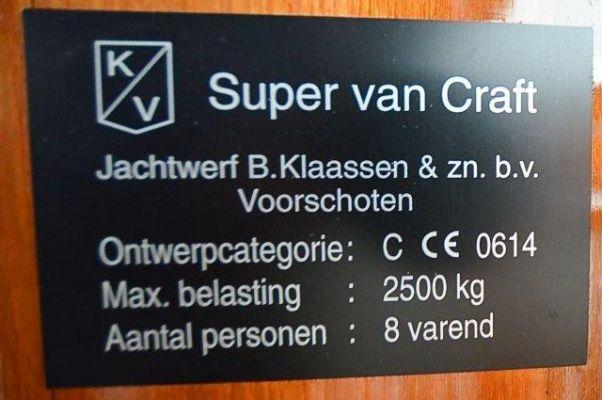 Super van Craft 14.95