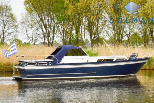 Valkkruiser 12.00 Sport, Motorjacht  for sale by Dolman Yachting