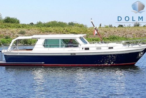Pikmeer 11.50 OK Exclusive, Motorjacht  for sale by Dolman Yachting