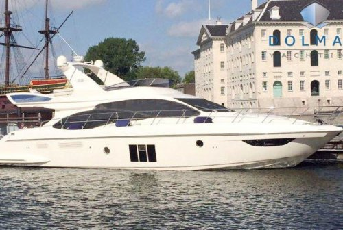 Azimut 58, Motorjacht  for sale by Dolman Yachting
