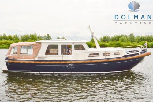 Ijlstervlet 11.50 RS, Motor Yacht  for sale by Dolman Yachting