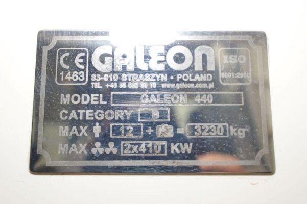 Galeon 440