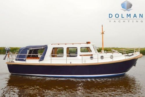 Brandsma Vlet 10.50 GSOK, Motor Yacht  for sale by Dolman Yachting