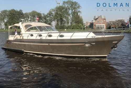 Thomasz Tristan 40 Business Class, Motorjacht  for sale by Dolman Yachting