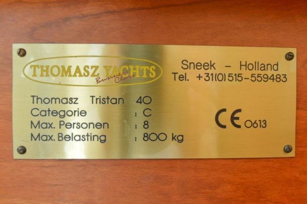 Thomasz Tristan 40