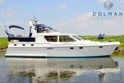 Altena 126 Family, Motorjacht  for sale by Dolman Yachting